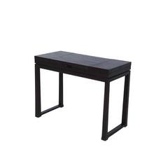 鸡翅木新中式简约化妆桌环保翻盖梳妆台